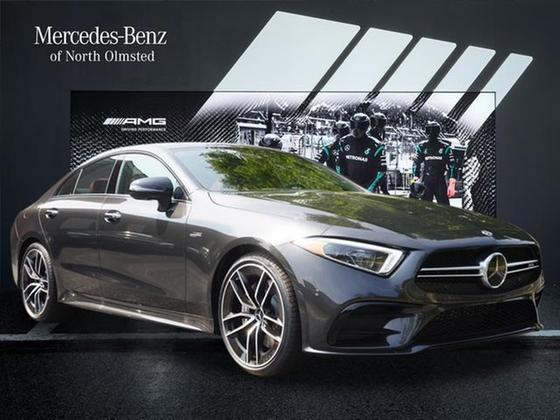 2020 Mercedes-Benz CLS-Class :24 car images available