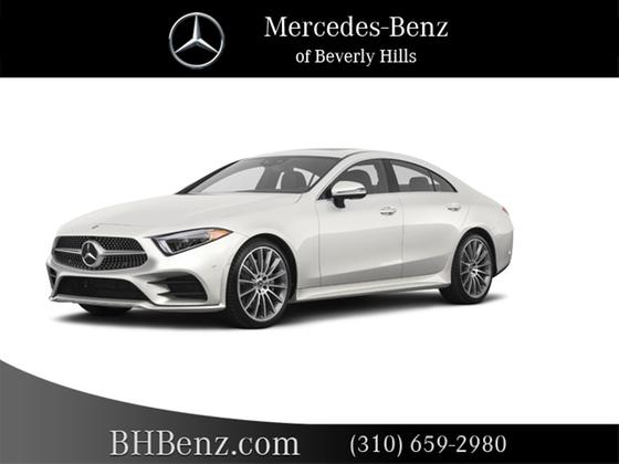 2019 Mercedes-Benz CLS-Class  : Car has generic photo