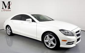 2014 Mercedes-Benz CLS-Class :24 car images available