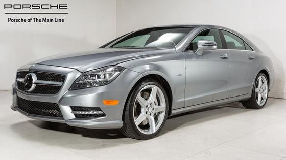 2012 Mercedes-Benz CLS-Class :21 car images available