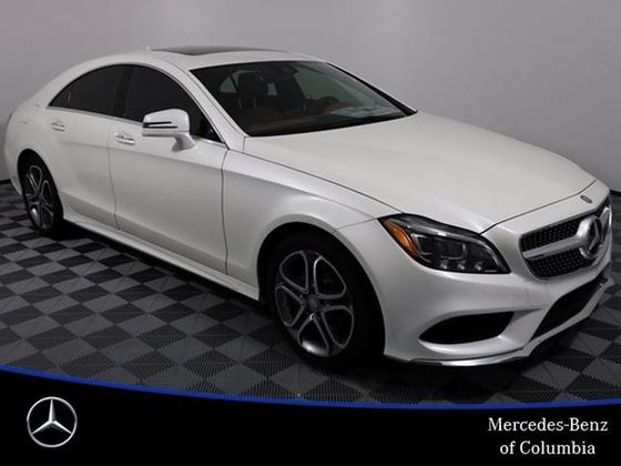 2016 Mercedes-Benz CLS-Class CLS400 4Matic:18 car images available