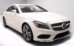 2015 Mercedes-Benz CLS-Class CLS400 4Matic:24 car images available
