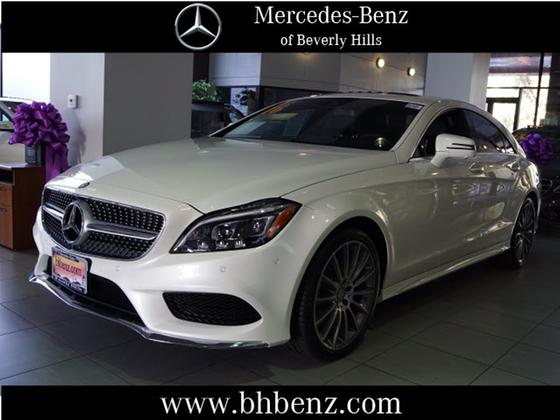 2016 Mercedes-Benz CLS-Class CLS400 4Matic:20 car images available