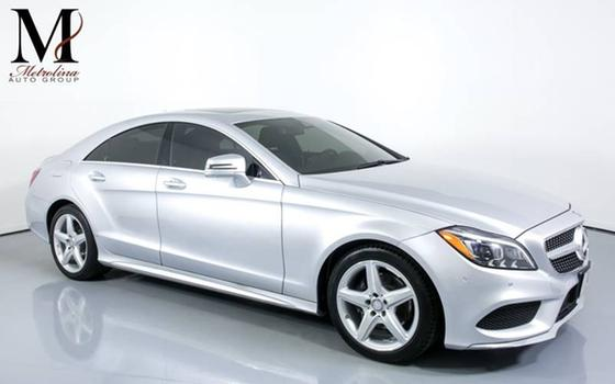 2016 Mercedes-Benz CLS-Class CLS400 4Matic:24 car images available