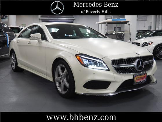 2015 Mercedes-Benz CLS-Class CLS400:19 car images available