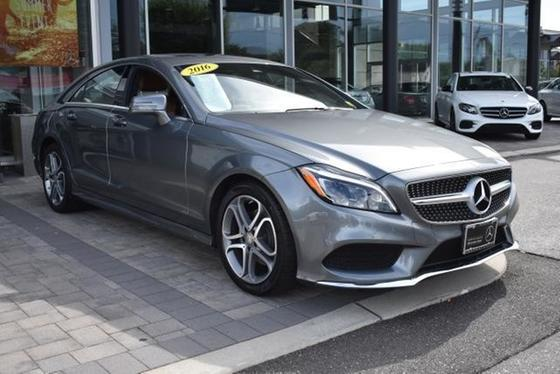 2016 Mercedes-Benz CLS-Class CLS400:21 car images available