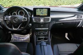 2016 Mercedes-Benz CLS-Class CLS400