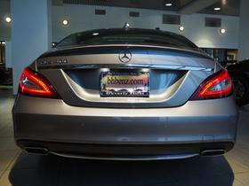2015 Mercedes-Benz CLS-Class CLS400