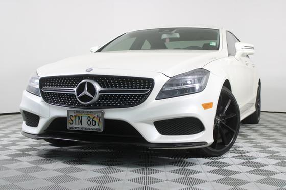 2015 Mercedes-Benz CLS-Class CLS400:12 car images available