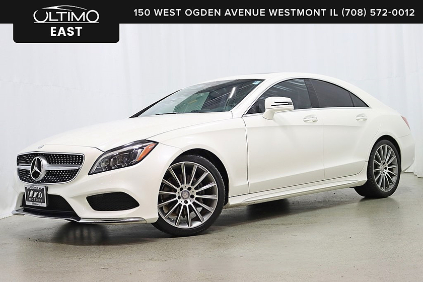 2016 Mercedes-Benz CLS-Class CLS400:24 car images available