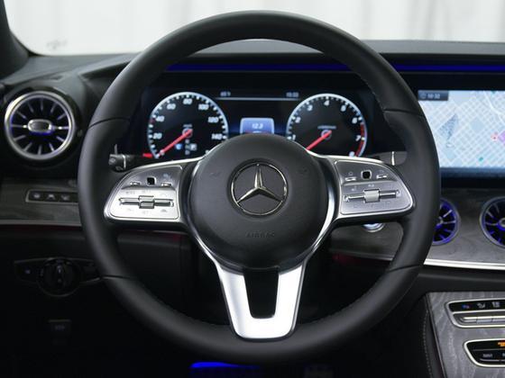 2019 Mercedes-Benz CLS-Class CLS450 4Matic