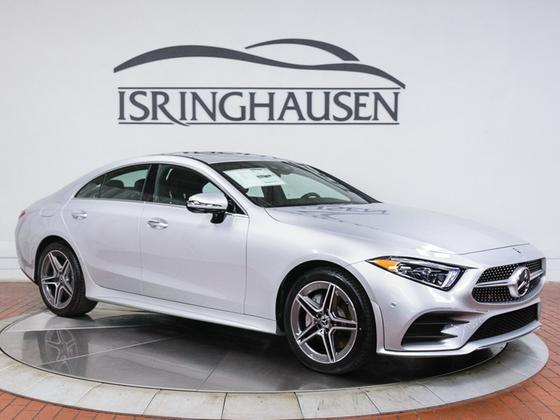 2019 Mercedes-Benz CLS-Class CLS450 4Matic:24 car images available