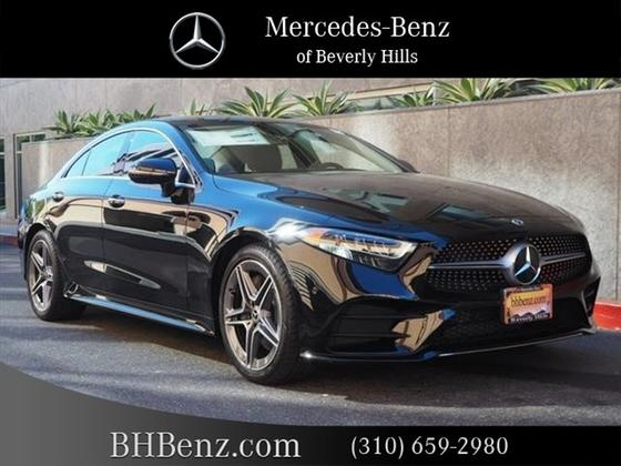 2019 Mercedes-Benz CLS-Class CLS450:11 car images available
