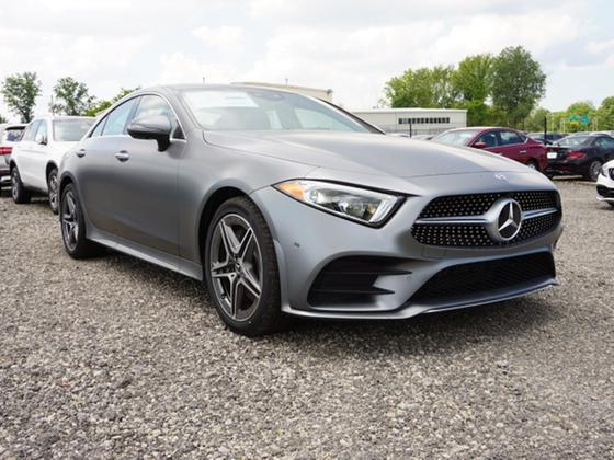2019 Mercedes-Benz CLS-Class CLS450:15 car images available