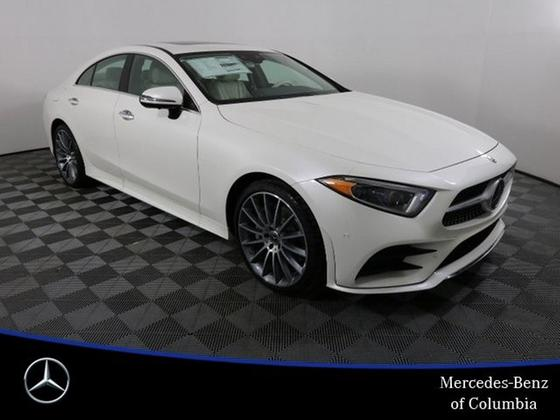 2020 Mercedes-Benz CLS-Class CLS450:24 car images available