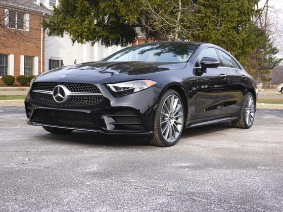 2021 Mercedes-Benz CLS-Class CLS450:15 car images available