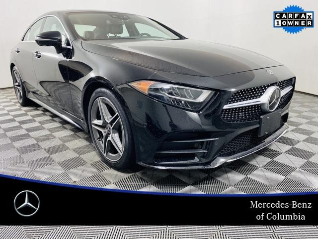 2019 Mercedes-Benz CLS-Class CLS450:24 car images available