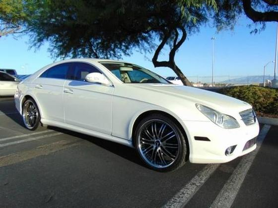 2006 Mercedes-Benz CLS-Class CLS500:6 car images available