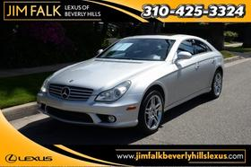 2006 Mercedes-Benz CLS-Class CLS500:24 car images available