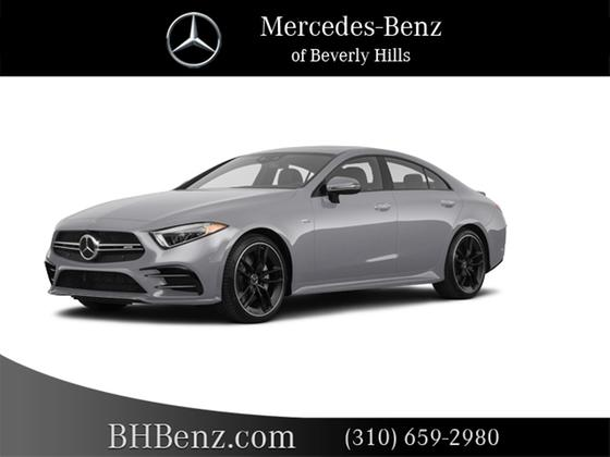 2019 Mercedes-Benz CLS-Class CLS53 AMG 4Matic : Car has generic photo