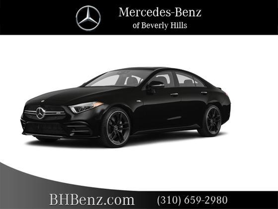 2020 Mercedes-Benz CLS-Class CLS53 AMG 4Matic : Car has generic photo