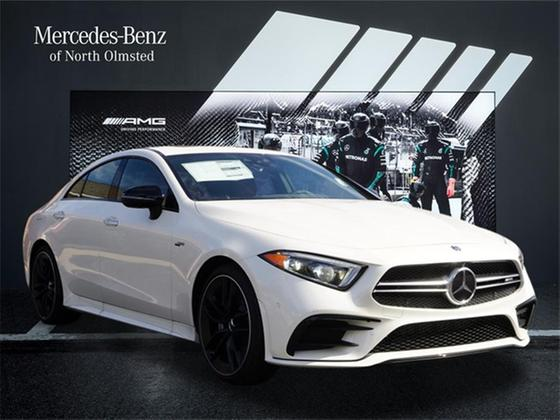 2020 Mercedes-Benz CLS-Class CLS53 AMG:20 car images available