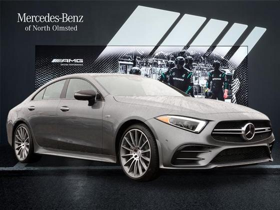 2020 Mercedes-Benz CLS-Class CLS53 AMG:24 car images available