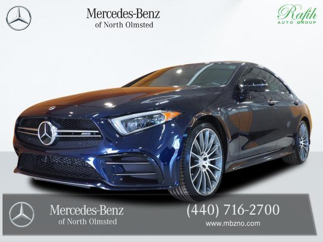 2019 Mercedes-Benz CLS-Class CLS53 AMG:24 car images available