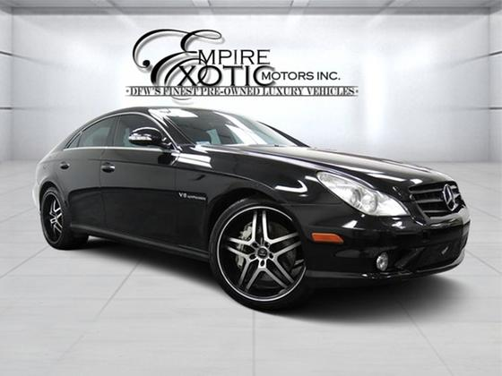 2006 Mercedes-Benz CLS-Class CLS55 AMG:24 car images available