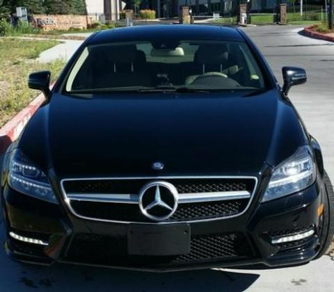 2014 Mercedes-Benz CLS-Class CLS550 4Matic:3 car images available