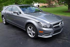 2012 Mercedes-Benz CLS-Class CLS550 4Matic:5 car images available