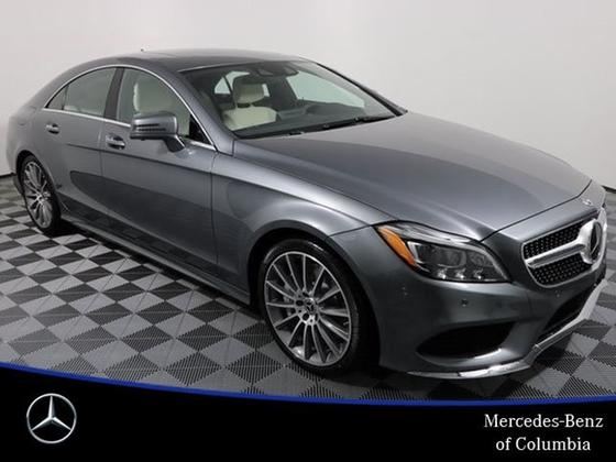 2017 Mercedes-Benz CLS-Class CLS550 4Matic:17 car images available
