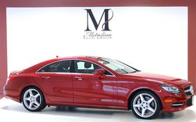 2014 Mercedes-Benz CLS-Class CLS550 4Matic:24 car images available