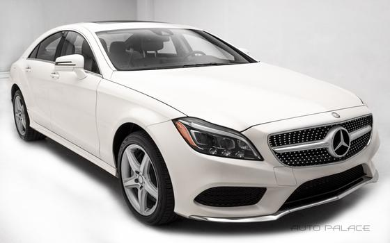2016 Mercedes-Benz CLS-Class CLS550 4Matic:24 car images available