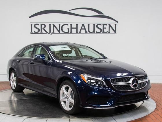 2018 Mercedes-Benz CLS-Class CLS550 4Matic:24 car images available