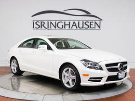 2014 Mercedes-Benz CLS-Class CLS550 4Matic:23 car images available