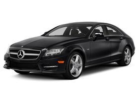 2014 Mercedes-Benz CLS-Class CLS550 4Matic : Car has generic photo