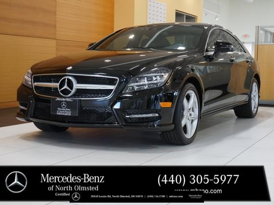 2013 Mercedes-Benz CLS-Class CLS550 4Matic:24 car images available