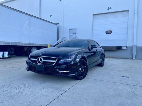 2014 Mercedes-Benz CLS-Class CLS550 4Matic:5 car images available