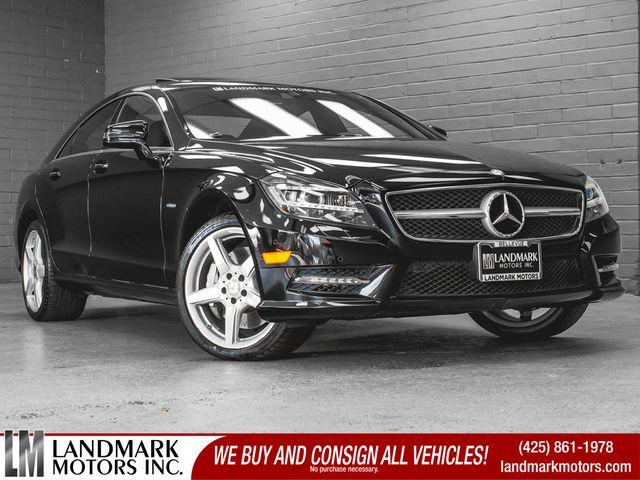 2012 Mercedes-Benz CLS-Class CLS550 4Matic:24 car images available