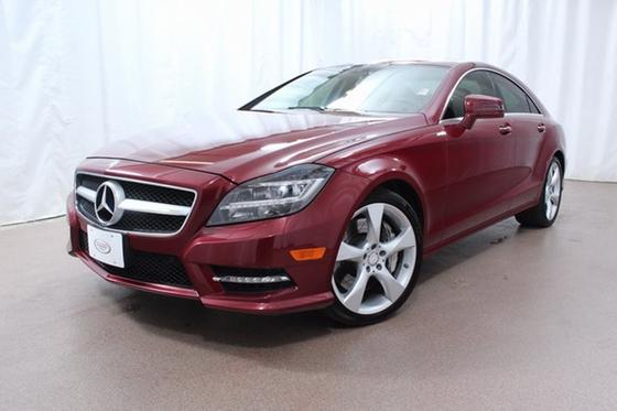 2013 Mercedes-Benz CLS-Class CLS550:21 car images available