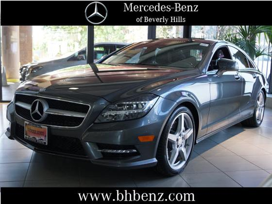 2014 Mercedes-Benz CLS-Class CLS550:19 car images available