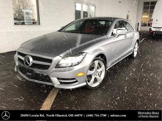 2014 Mercedes-Benz CLS-Class CLS550:15 car images available