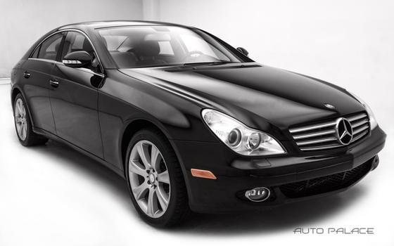 2008 Mercedes-Benz CLS-Class CLS550:24 car images available
