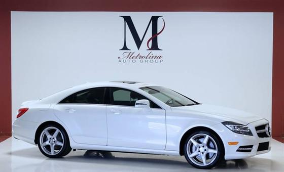 2014 Mercedes-Benz CLS-Class CLS550:24 car images available
