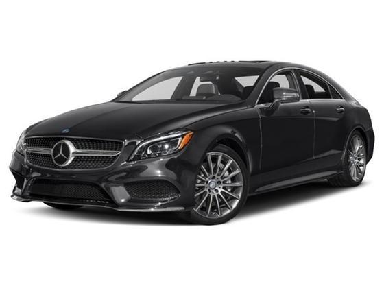2015 Mercedes-Benz CLS-Class CLS550 : Car has generic photo