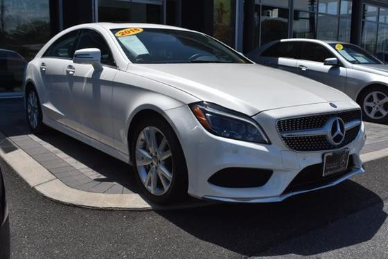 2015 Mercedes-Benz CLS-Class CLS550:21 car images available
