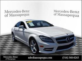 2014 Mercedes-Benz CLS-Class CLS550:20 car images available