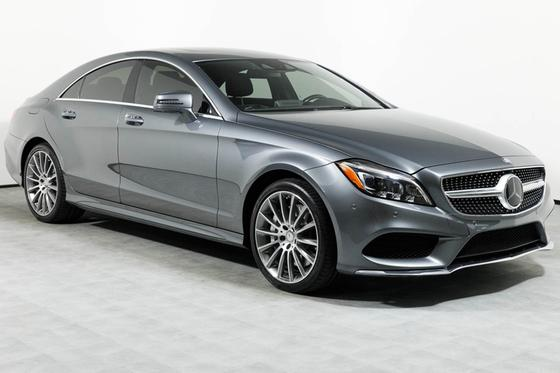 2016 Mercedes-Benz CLS-Class CLS550:24 car images available