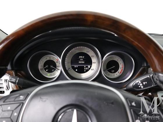 2012 Mercedes-Benz CLS-Class CLS550